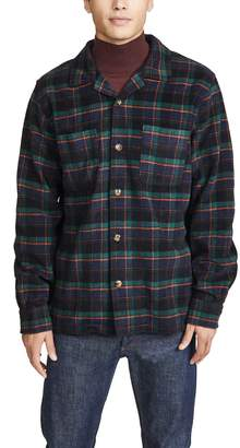 Woolrich Classic Plaid Over Shirt