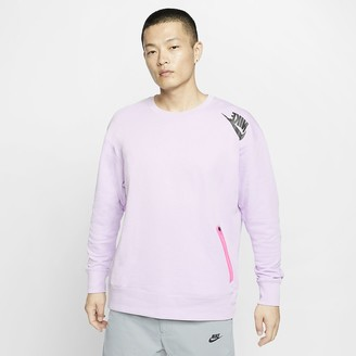 Nike Men's French Terry Crew Sportswear