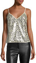 Goldie London Twilight Sequined Tank