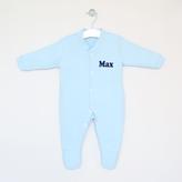 My 1st Years Personalised Sleepsuit - Blue