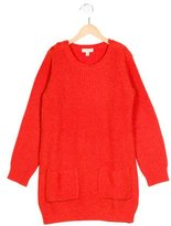 Stella McCartney Girls' Alpaca & Wool Sweater Dress