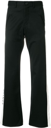 Enfants Riches Deprimes Side Stripe Trousers