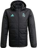 Adidas Performance Real Madrid Club Wear Black/solid Grey