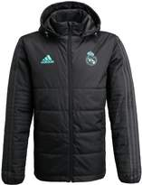Adidas Performance Real Madrid Winter Jacket Black/solid Grey