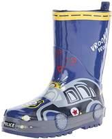 Joseph Allen Boys' JA24747C-K Rain Boot