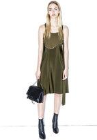 3.1 Phillip Lim Staple-trim dress