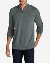 Eddie Bauer Men's Catalyst 1/4-ZIp Sweater