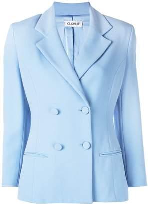 Cushnie double breasted blazer jacket