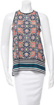 Clover Canyon Printed Tank Top