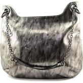 J. Renee Marble Patent Women Synthetic Tote.