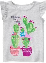 Gymboree Cactus Tee