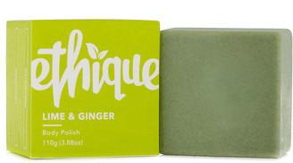 Éthique Lime & Ginger Body Polish 110G
