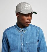 The Hundreds Sane Leather Strapback Cap