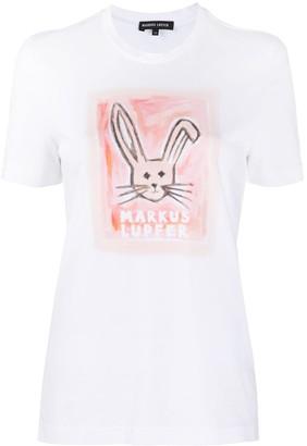 Markus Lupfer Kate Bunny T-shirt
