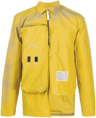 A-Cold-Wall* Zipped Pocket Long Sleeved Jacket