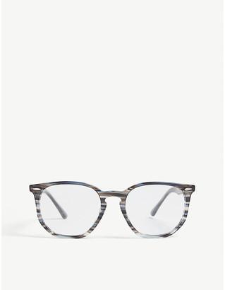 Ray-Ban RB7151 square-frame glasses