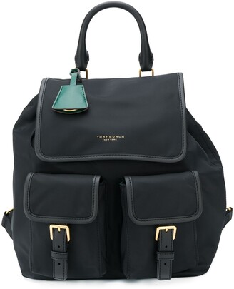 Tory Burch Front Pocket Backpack