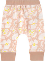 Stella McCartney Printed organic cotton harem pants