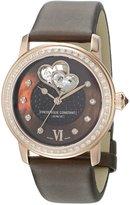 Frederique Constant Women's FC-310CDHB2PD4 Ladies Automatic Diamond Dial Watch