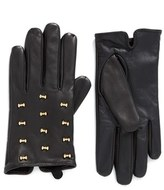 Ted Baker Women's Micro Bow Leather Glove