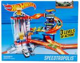 Mattel Inc. Hot Wheels(R) Speedtropolis Track