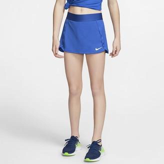 Nike Big Kids' (Girls) Tennis Skirt NikeCourt