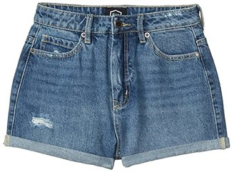 RVCA Hi Roller (Blue) Women's Shorts