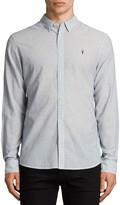 AllSaints Senate Slim Fit Button-Down Shirt