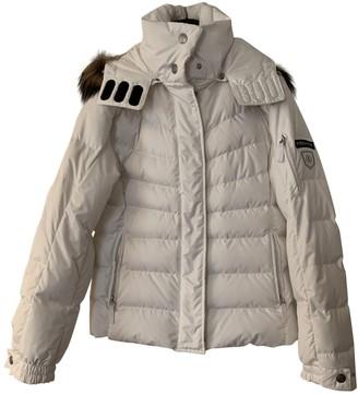 Bogner White Coat for Women