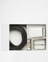 Calvin Klein Belt Gift Set - Black