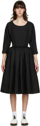 Comme des Garçons Comme des Garçons Black Side Cut-Out Dress