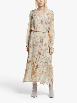 AND/OR Indienne Becky Floral Dress