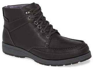 Hush Puppies R Beauceron Water Resistant Moc Toe Boot