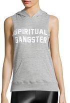 Spiritual Gangster Sleeveless Muscle Hoodie