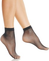 Fogal Fishnet Ankle Socks
