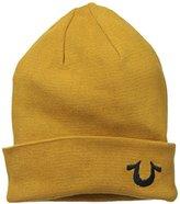 True Religion Men's Knit Cotton Watchcap