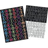 Melissa & Doug Trunki Sticker Pack - Letter