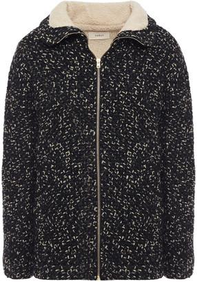 BA&SH Melange Knitted Jacket