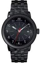 88 Rue du Rhone Mens Double 8 Origin Black Steel Watch
