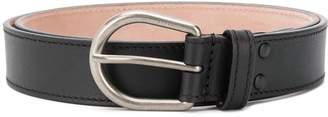 Lanvin classic belt