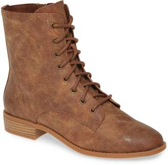 BC Footwear Girl Power Vegan Lace-Up Boot