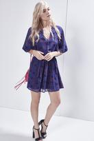 Rebecca Minkoff Shadow Mini Dress