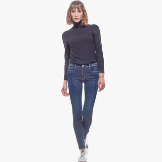 Le Temps Des Cerises Power Skinny Jeans with High Waist