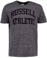 Russell Athletic Print Tshirt Charcoal Grey