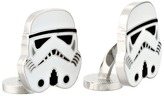 Cufflinks Inc. Star WarsTM Stormtrooper Cufflinks