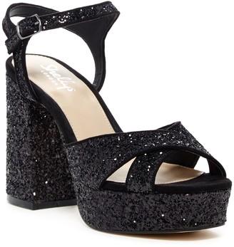Shellys Annie Platform Sandal