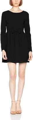 Cuplé Women's 103035 Dress Black (Negro) Large