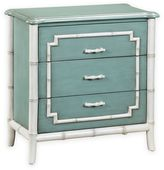 Pulaski Layla 3-Drawer Chest in Blue