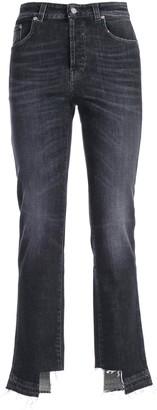 DEPARTMENT 5 Cut Out Detail Jeans