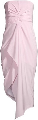 Significant Other Nightsong Strapless Draped Dress